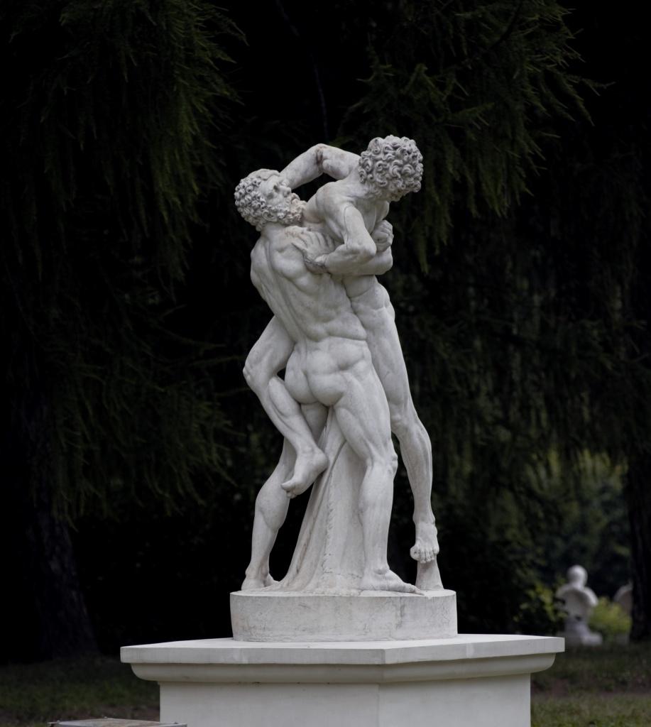 Геркулес и Антей